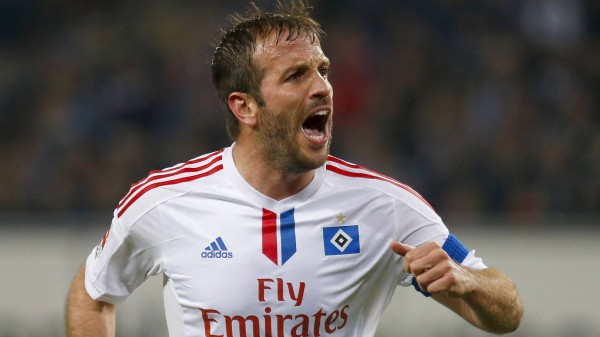 Rafael Van Der Vaart News Der Faz Zum Fußballspieler