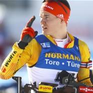 Will in Antholz für Aufsehen sorgen: Biathlet Philipp Horn