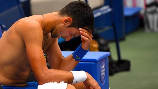 Die große Tragweite des Djokovic-Eklats