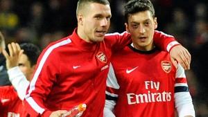Arsenal-Revanche gegen Liverpool
