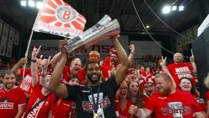 Zu groß für die Bundesliga, zu klein für Europa