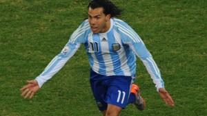 Ein klares Abseitstor ebnet Argentinien den Weg