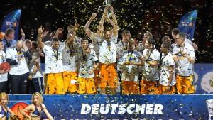Alba Berlin ist wieder Pokalsieger