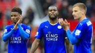 Leicester vergibt den ersten Matchball