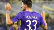 Gomez scheitert mit Florenz an Juve