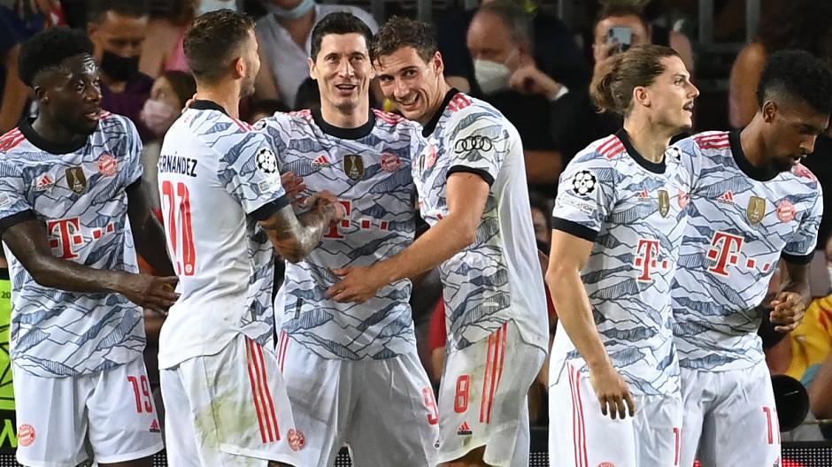 Die internationale Presse ist sich einig: Ein verdienter Sieg für den FC Bayern München.