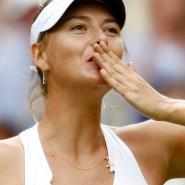 Maria Scharapowa nimmt Abschied von der Tennis-Bühne.