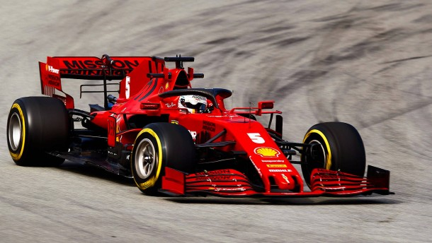Formel 1 fragt am Hockenheimring an
