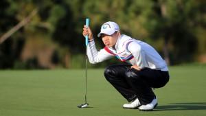 China ist verrückt nach Golf