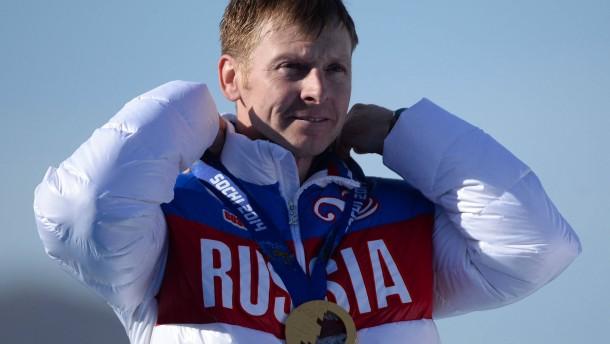 Wieder Olympiasieger – in Russland