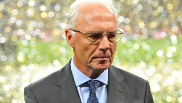 Beckenbauer gehört zu Zeugen der Staatsanwaltschaft