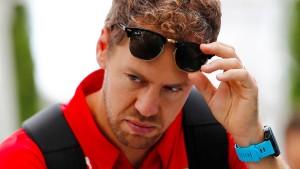 Der nächste Rückschlag für Sebastian Vettel
