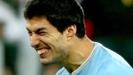 """Zähne im Abseits? """"Beißer"""" Luis Suarez muss sich einiges anhören"""