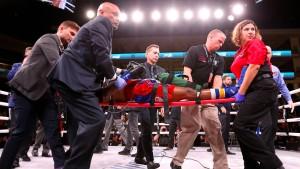 Boxer Day nach K.o. gestorben