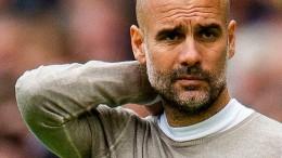 Trotziger Guardiola verspricht große Aufholjagd
