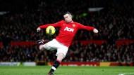 Wayne Rooney tritt nicht nur gut, er trinkt auch gut - und muss nun einen Wochenlohn dafür bezahlen