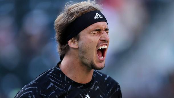 Alexander Zverev besiegt zum ersten Mal Andy Murray