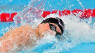 Dritter! Paul Biedermann holt die nächste deutsche Medaille bei der Schwimm-WM
