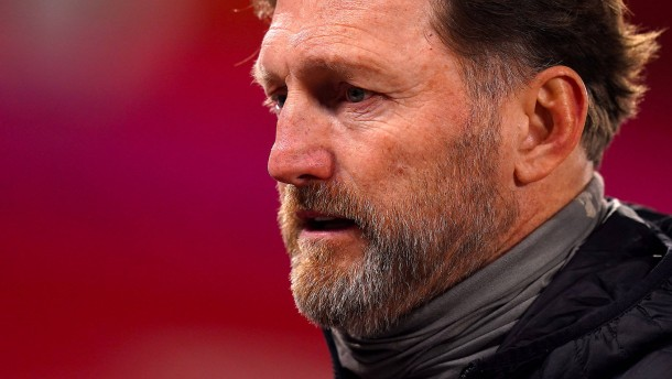 """Furchtbar"": Hasenhüttl verliert schon wieder 0:9"