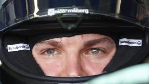 2:0 für Rosberg gegen Hamilton