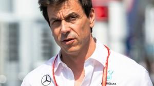 Wolff bleibt Teamchef bei Mercedes