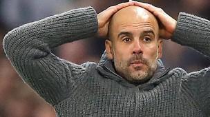 """""""Es war ein böses Ende"""": Trainer Pep Guardiola von Manchester City"""