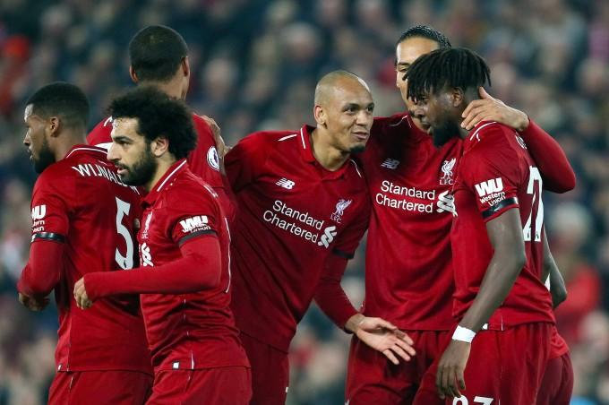 Liverpools Millionensturm trifft wieder
