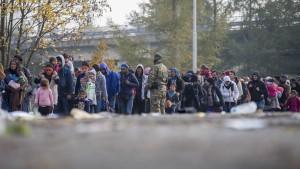 """""""Zäune haben keinen Platz in Europa"""""""