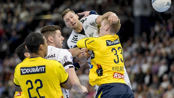 Quotientenmeister im Handball?