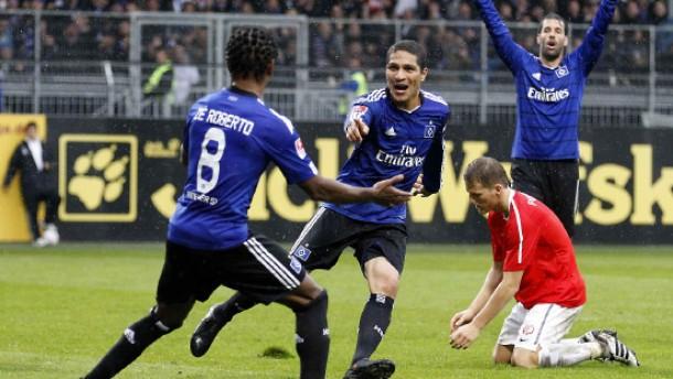 Mainz 0:1 - Dortmund Erster - Gomez-Hattrick