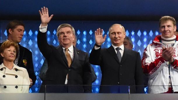 Der Kalte Krieg ist zurück im Sport