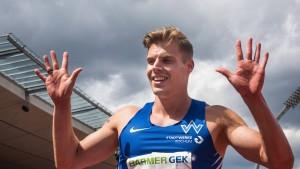 Reus verbessert 100-Meter-Rekord