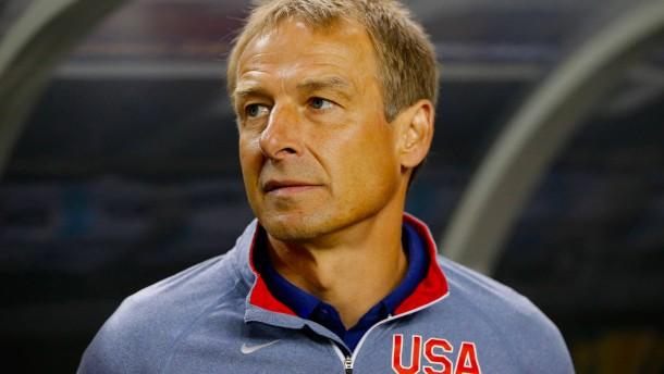Klinsmann gehen die Argumente aus