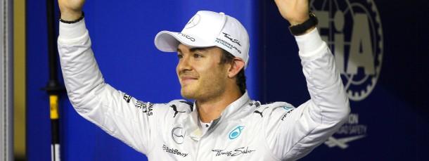 """""""Der Abstand ist klasse, aber nur ein Anfang"""": Nico Rosberg"""