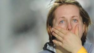 Zwei Schrecken für deutsche Bobfahrerinnen