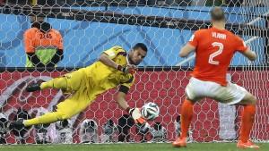 Vom Van-Gaal-Schüler zum WM-Helden