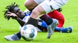Schwerer Rückschlag für den HSV