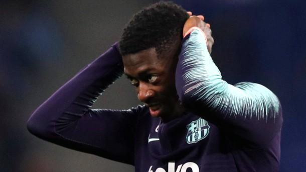 Barcelona darf doch nicht im Ausland spielen