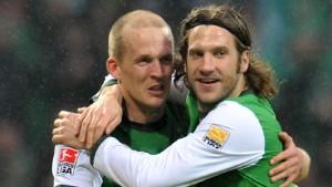 Werder gewinnt nach Rotation