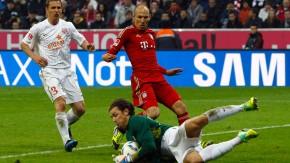 Torwart Heinz Müller bekam bei Mainz den Vorzug - und hielt das Unentschieden fest