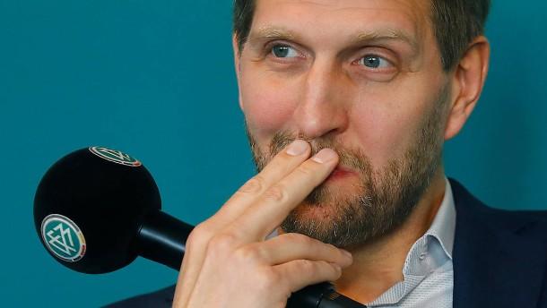Der ganz spezielle Notruf des Dirk Nowitzki