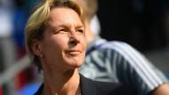 Bundestrainerin Martina Voss-Tecklenburg: Makellose Bilanz in der EM-Qualifikation