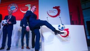 Bayern und Wolfsburg wollen China erobern