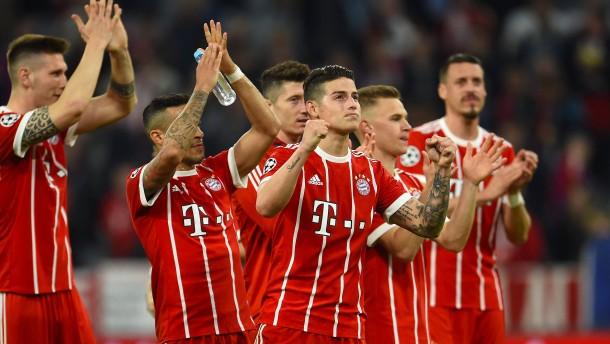 Bayern erkennen die Zeichen
