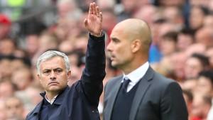 Spott von Mourinho nach Guardiolas Kaufrausch