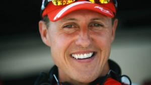 Schumachers Sternfahrt