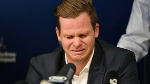 Kricket-Skandal in Australien sorgt für viele Tränen