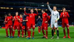 Champions-League-Quartett spendet für andere Klubs