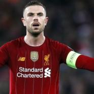 Jordan Henderson ist Kapitän des FC Liverpool.