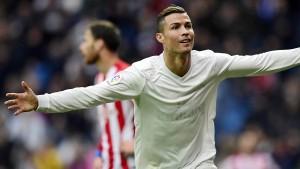 Nur Messi und Ronaldo sind in Clásico-Form
